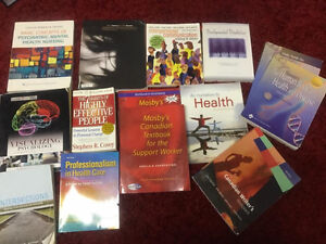 Therapeutic Recreation Textbooks $15 EACH!!