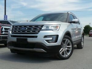 2017 Ford Explorer *CPO* LIMITED 3.5L V6 2.9% APR FREE WARRANTY