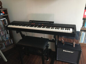 Roland FP50 - Perfect Starter Pack for a Beginner