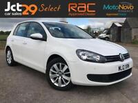 2012 VOLKSWAGEN GOLF 1.6 MATCH TDI DSG AUTO + BUY FROM ONLY £39 PER WEEK