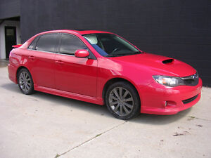 2010 Subaru WRX limited Sedan-WE FINANCE-