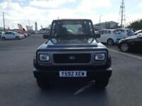 2001 Y DAIHATSU FOURTRAK 2.8TD FIELDMAN.FULL SH.MOT AUGUST 2019.PRIVATELY OWNED.