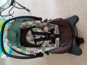 Baby car seat, exersuacer, bath tub etc for free.