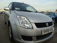 2010 Suzuki Swift 1.3 GL 3d 91 BHP CHEAP INSURANCE AND TAX Hatchback Petrol Manu