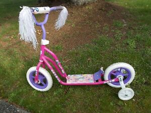 "Girls ""Barbie"" Scooter"