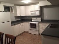 A large 2 bedroom basement suite for rent