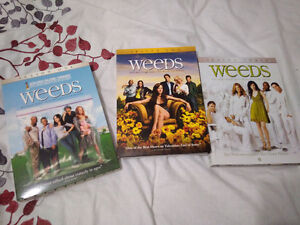 Tv serie Weeds saison 1,2&3