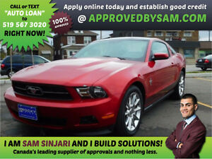 MUSTANG - Payment Budget and Bad Credit? GUARANTEED APPROVAL.