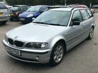 2002 BMW 3 Series 2.0 320D SE TOURING 5d 148 BHP Estate Diesel Manual