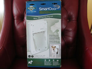 PET SAFE ELECTRONIC SMART DOOR