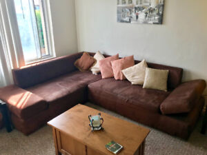 Sectional Couch - $150