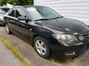 2008 Mazda 3 GS with 250,000km
