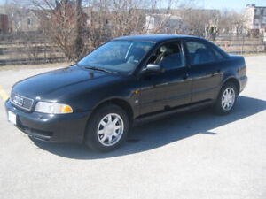 1997 Audi A4 Sedan as is, needs $800 repairs. Not parting out.