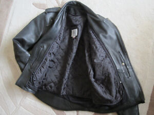 Classic Motorcycle Jacket Prince George British Columbia image 2