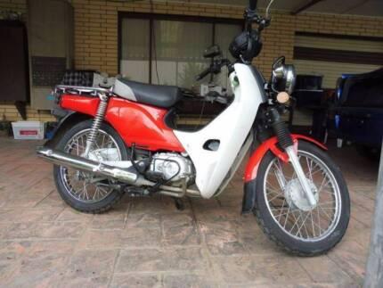 2014 Honda Super Cub 110cc Learner Approved