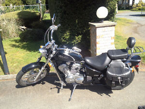 Honda Shadow in great condition and low kms