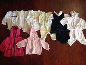 Girls 3 months clothes