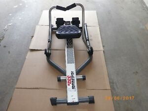 Rowing exercise equipment
