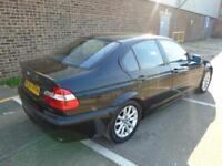 2004 (54) BMW 320 2.0TD ES DIESEL MANUAL BLACK