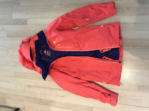 Manteau North Face (femme x-small)
