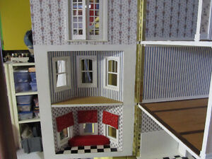 Large Dollhouse for sale Cambridge Kitchener Area image 2