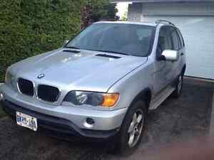 2001 BMW Other 3.0i SUV, Crossover X5