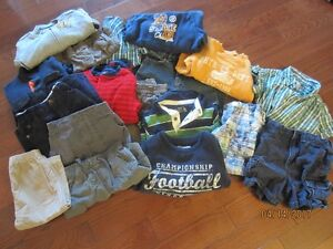 Baby Boys lot of mixed clothing 24 months