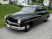 NEW 1949 MERCURY MONARCH 2 DR COUPE VERY RARE