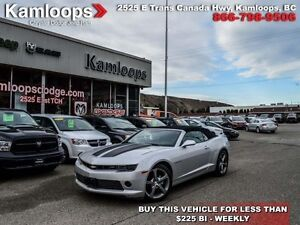 2014 Chevrolet Camaro LT w/2LT   - Low Mileage