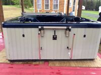 Hot tub (Priced for quick sale)