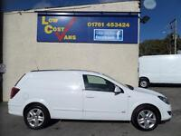 Vauxhall Astra Sportive 125 Cdti Van