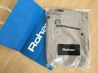 Bnwt Rohan bags 34w
