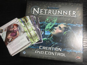 Android: Netrunner Creation and Control set