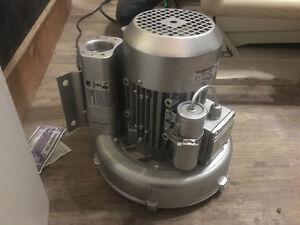 220v blower exhaust motor