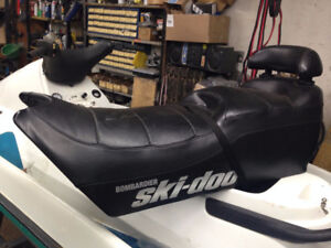 Used Snowmobile Seats