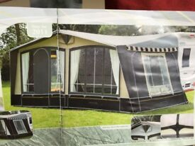 Outdoor Revolution Caravan Awning - carbon lite - New Hampshire