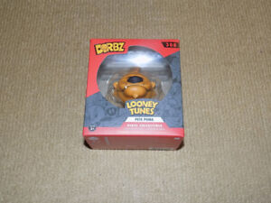 FUNKO, PETE PUMA, DORBZ, LOONEY TUNES #308, VINYL COLLECTIBLE