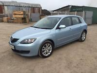 MAZDA 3 2006 1.6 TS2 PETROL - MANUAL - FULL SRVC HIST - PREVIOUS LADY OWNER