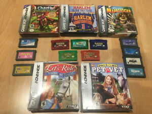 Pokemon Emerald, Ruby, Sapphire, FireRed, Leafgreen + 12 Others