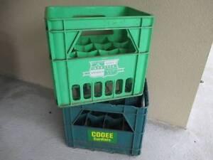 abbotts&cooee drink crates Devonport Devonport Area Preview