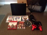 300gb PS3 with games and accessories. Trading for an iPad.