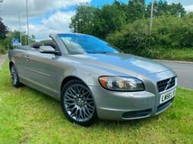 image for 2007 Volvo C70 T5 SE Lux 2dr Geartronic 13 VOLVO SERVICES LAST OWNER 12 YEARS BR