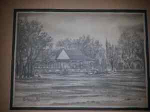 T.MORIARITY PRINT/88 MONTEBELLO PARK, ST CATHARINES ONT