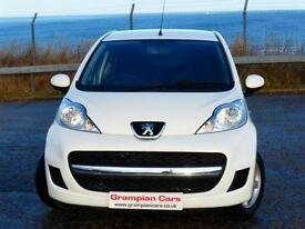 Peugeot 107 1.0 12v Special Edition 2011MY Envy