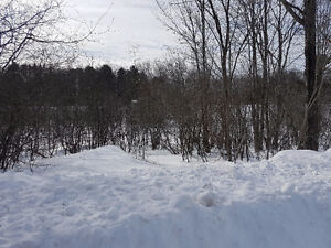 Vacant Residential Lot on Highway 169 in Muskoka