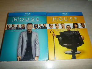 House M.D. Season 6 and 7 both brand new