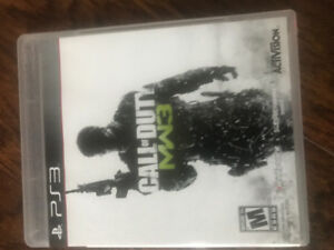 Call of Duty MW3(ps3)