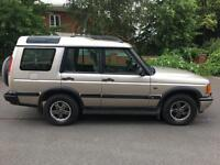 Land Rover Discovery 2.5 2000MY Td5 Adventurer