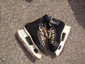 Boys Hockey Skates Oakville / Halton Region Toronto (GTA) image 4