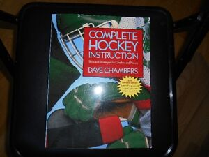 HOCKEY INSTRUCTION BOOK Cornwall Ontario image 1